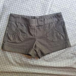 🌻3/$20 Joe Benbasset pinstripe mini shorts
